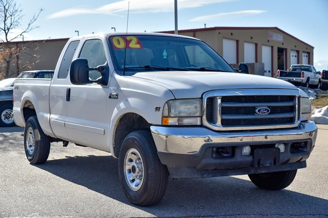 Pre-Owned 2002 Ford F-250SD