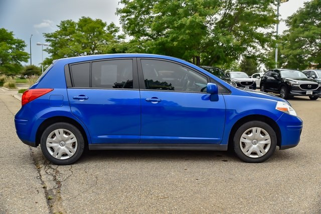 Pre-Owned 2010 Nissan Versa 1.8 S