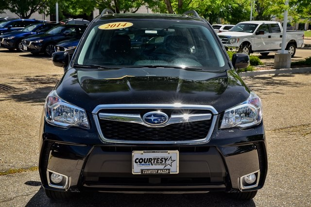 Pre-Owned 2014 Subaru Forester 2.0XT Premium