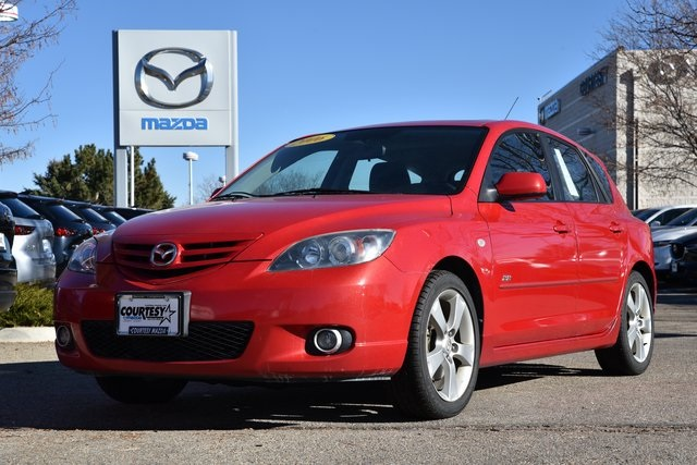 Pre-Owned 2006 Mazda3 s Touring