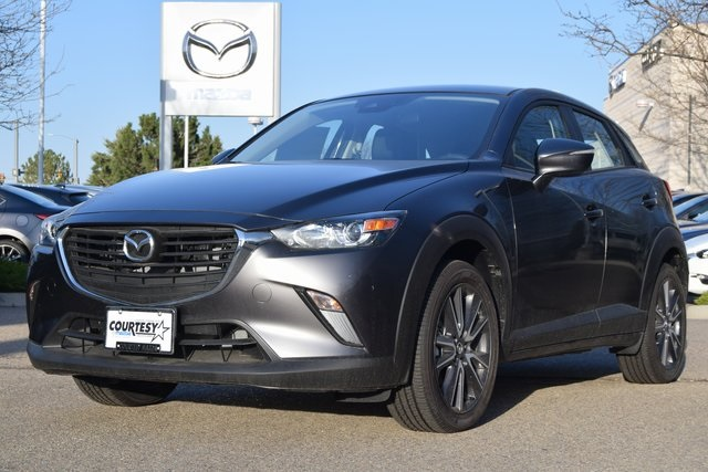 Pre-Owned 2018 Mazda CX-3 Touring AWD