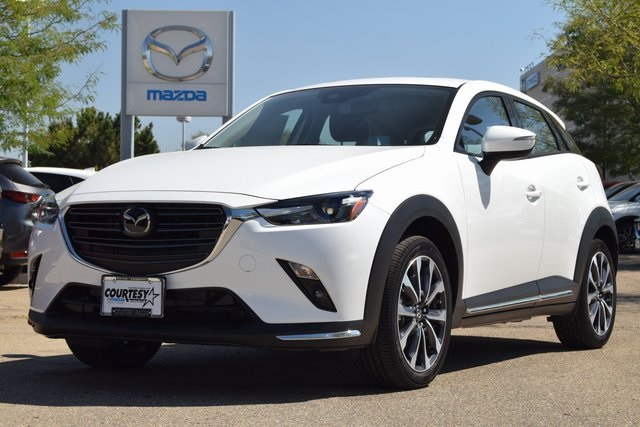 Mazda Cx 3 >> New 2019 Mazda Cx 3 Grand Touring Awd