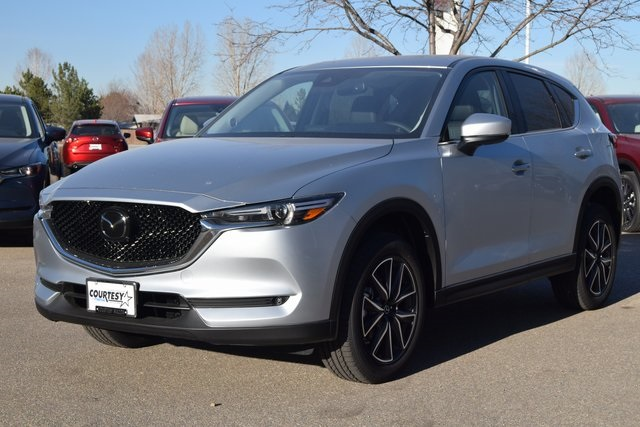 New 2017 Mazda Cx 5 Grand Touring