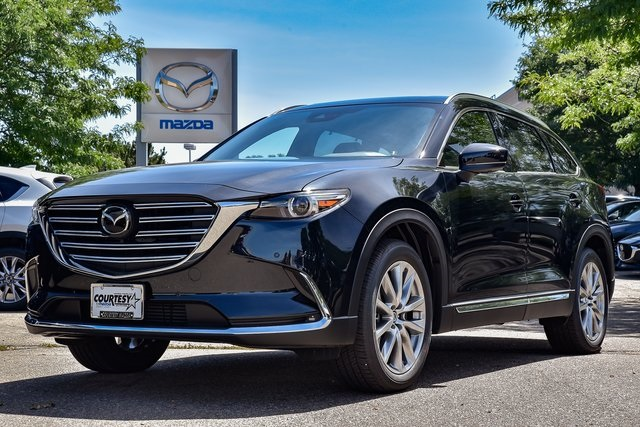 2019 Mazda CX-9: Expectations, Changes >> New 2019 Mazda Cx 9 Grand Touring With Navigation Awd