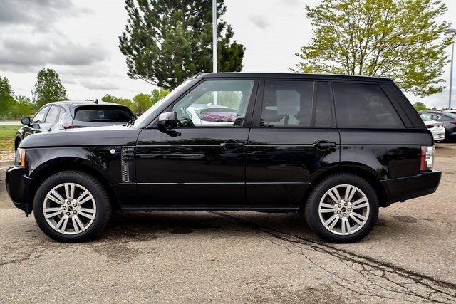 Pre-Owned 2012 Land Rover Range Rover HSE