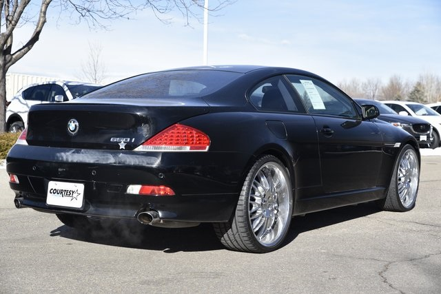 Pre-Owned 2006 BMW 6 Series 650i