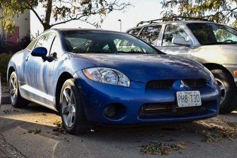 Pre-Owned 2006 Mitsubishi Eclipse GS