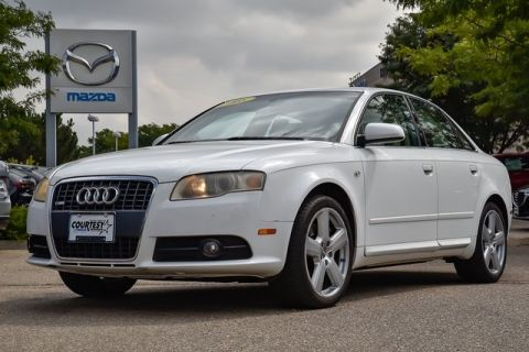 Pre-Owned 2008 Audi A4 3.2