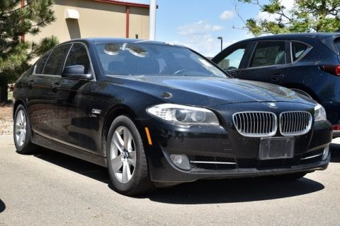 Pre-Owned 2012 BMW 5 Series 528i xDrive