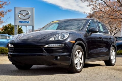 Pre-Owned 2012 Porsche Cayenne S